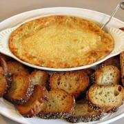 Spicy Artichoke Parmesan Dip