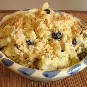 Mom's Potato Salad with a Twist