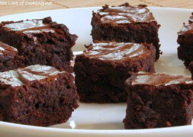 Cocoa Brownie Bites