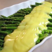 Asparagus with Hollandaise Sauce