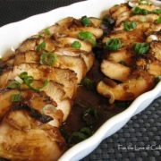 Asian Chicken Breasts