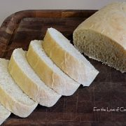Marjie's Cool Rise French Bread