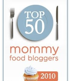 Top 50 Mom Food Bloggers