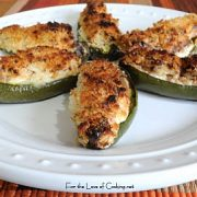 Cream Cheese and Bacon Stuffed Jalapeño Poppers