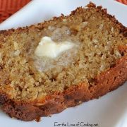 Coconut, Macadamia Nut, and White Chocolate Banana Bread