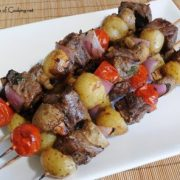 Steakhouse Kebabs