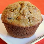 Pumpkin, Cranberry, and Pecan Muffins