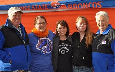 BSU Tailgating Adventure