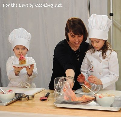 A Fantastic Experience – Frigidaire Kids' (good-for-you) Cooking Academy