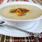 Cheese and Potato Soup