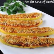 Stuffed Yellow Squash