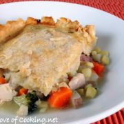 Currié's Chicken Pot Pie