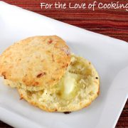 Parmesan and Black Pepper Biscuits