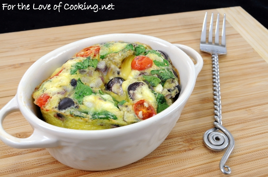 single serving frittata with single serving frittata single serving ...