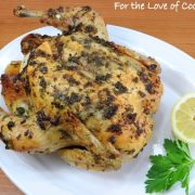 Herb Roasted Whole Chicken