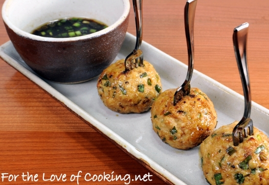 ... Waterhole: Asian Turkey Meatballs with a Lime Sesame Dipping Sauce