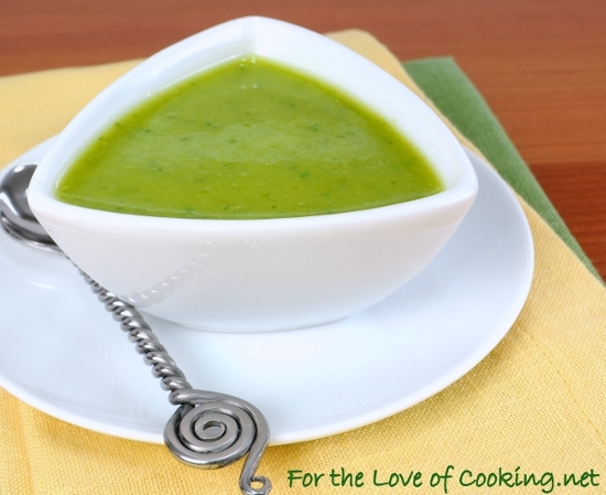 Lemon Basil Vinaigrette | For the Love of Cooking