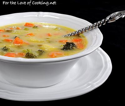 Soup Recipe Round-Up