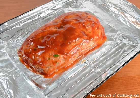Turkey Meatloaf with Brown Sugar-Ketchup Glaze | For the ...
