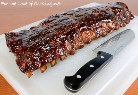 Easy way to cook ribs on the grill