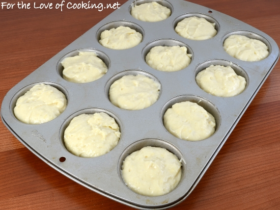 Lemon Yogurt Muffins