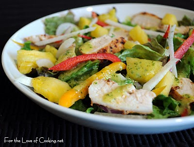 Summer Salads | For the Love of Cooking