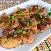 Hawaiian Chicken Thighs