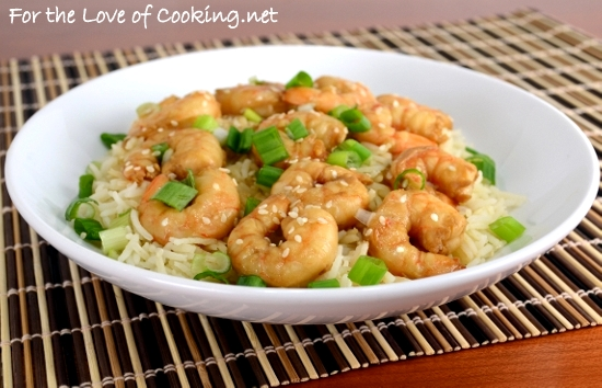 Sesame Shrimp