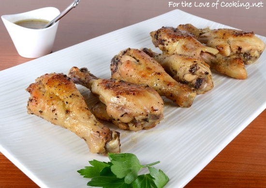 Easy healthy baked chicken leg recipes
