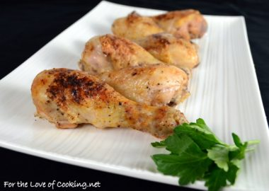 Simple Chicken Drumsticks