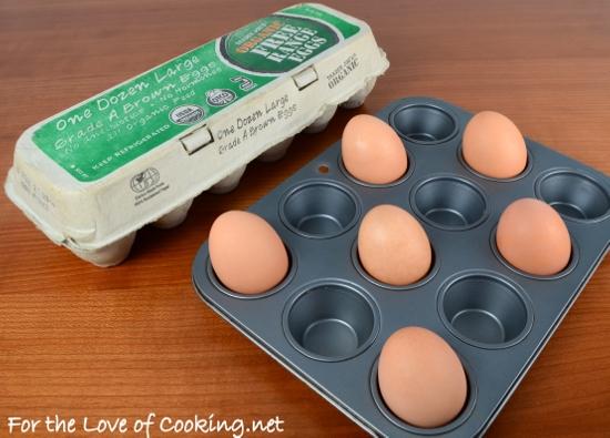 Baked (Hard Boiled) Eggs