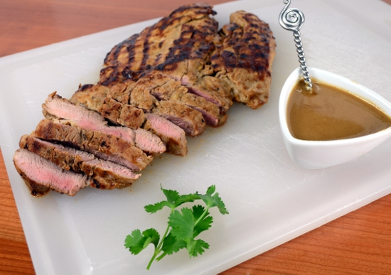 grilled pork tenderloin with lemon zest thyme marinade pork tenderloin ...