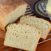 Buttermilk and Honey Whole Wheat Bread