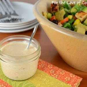 Chipotle Ranch Dressing