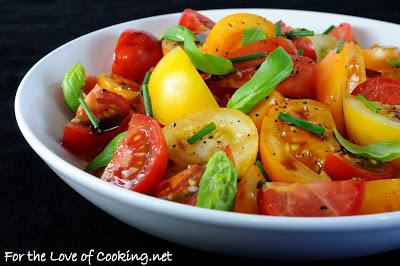 Tomatoes – Recipe Round-Up