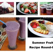 Summer Fruit - Recipe Round-Up