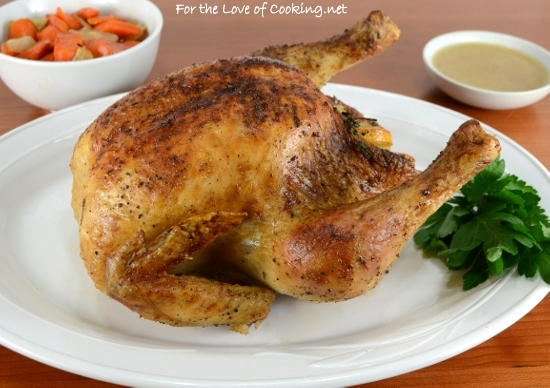 Julia Child's Favorite Roast Chicken