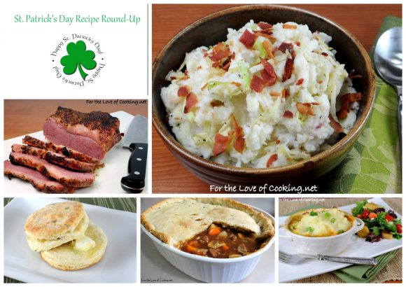 Parade?s Community Table ~ St. Patrick?s Day Recipe Round-Up