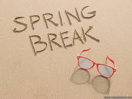 Spring Break Round-Up