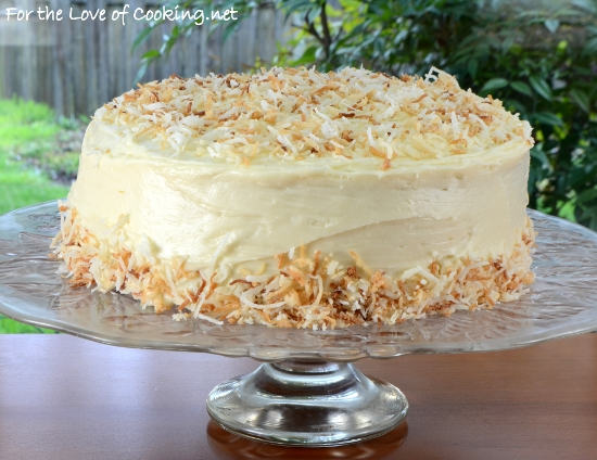Carrot Cake with Brown Butter Cream Cheese Frosting | For ...