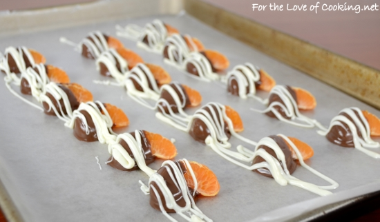 Chocolate Covered Clementines