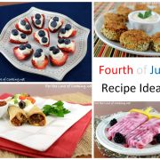 Fourth of July Recipe Ideas