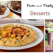 Fun and Tasty Dessert Ideas