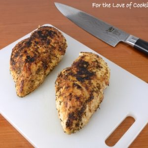 Spicy Chicken Breasts