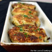 Potato and Havarti Croquettes