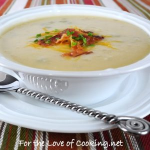 20 Comforting and Delicious Soup Recipes Featuring Potato