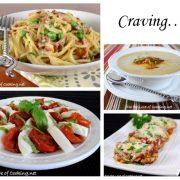Cravings... recipe round-up Spring Break 2016