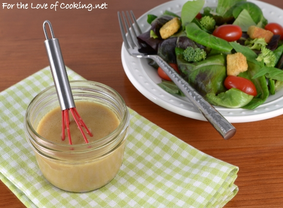 we always use fran s vinaigrette as our house salad dressing but i ...