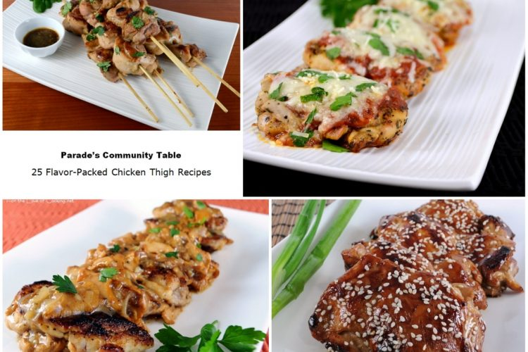 25 Flavor-Packed Chicken Thigh Recipes