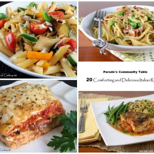20 Comforting and Delicious Italian Recipes